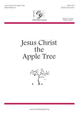 Jesus Christ the Apple Tree Accompaniment Track
