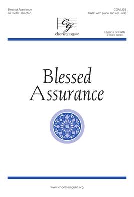 Blessed Assurance Accompaniment Track