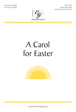A Carol for Easter Accompaniment Track