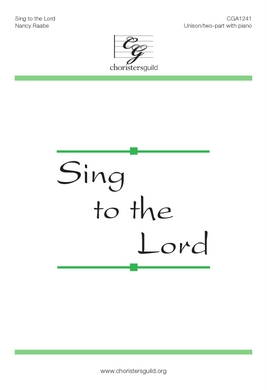 Sing to the Lord Accompaniment Track