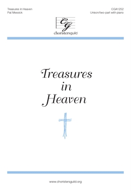 Treasures in Heaven Accompaniment Track