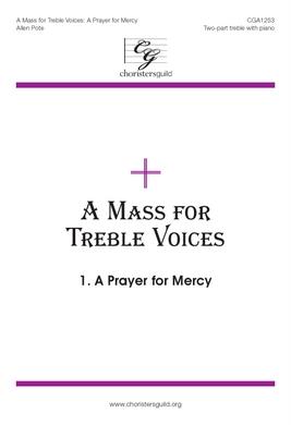 A Prayer for Mercy (Accompaniment Track)