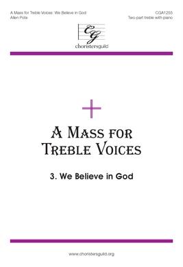 We Believe in God (Accompaniment Track)