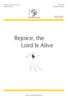 Rejoice, the Lord Is Alive Accompaniment Track