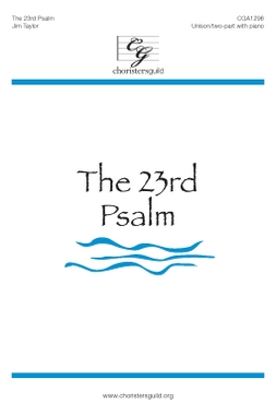 The 23rd Psalm Accompaniment Track