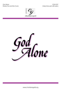 God Alone Accompaniment Track