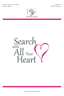 Search with All Your Heart Accompaniment Track