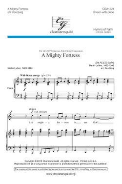 A Mighty Fortress Accompaniment Track