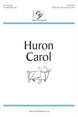 Huron Carol Accompaniment Track