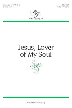 Jesus, Lover of My Soul Accompaniment Track