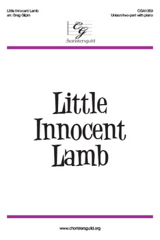 Little Innocent Lamb Accompaniment Track