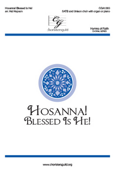 Hosanna! Blessed Is He! Accompaniment Track