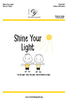 Shine Your Light Accompaniment Track