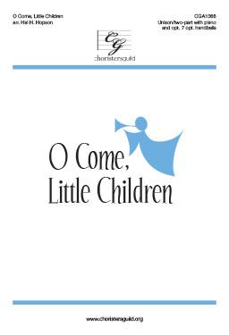 O Come, Little Children (Accompaniment Track)