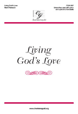 Living God's Love Accompaniment Track