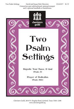 Two Psalm Settings