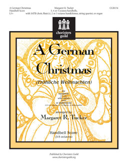 A German Christmas (Handbell Score)