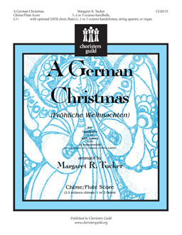 A German Christmas (Chime/Flute Score)