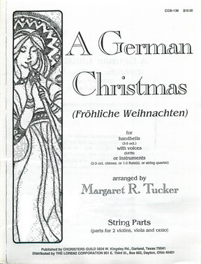 A German Christmas (String Parts)