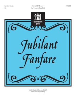 Jubilant Fanfare (2 or 3 octaves)
