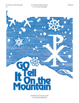 Go, Tell It on the Mountain (3 or 4 octaves)