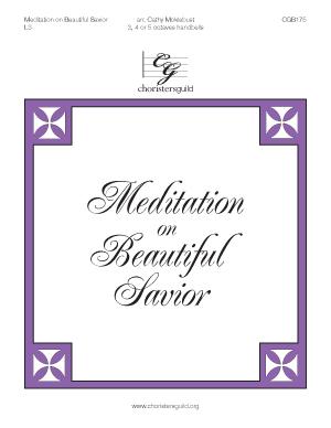 Meditation on Beautiful Savior