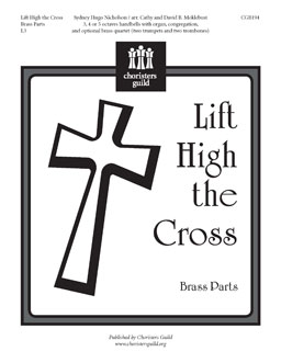 Lift High the Cross (Brass Parts)