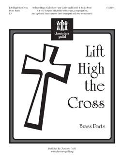 Lift High the Cross (Brass Parts)