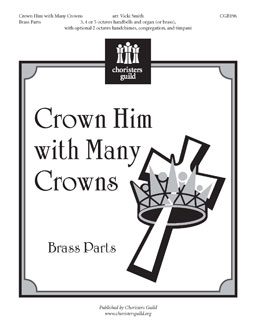 Crown Him with Many Crowns (Brass Parts)