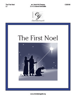 The First Noel (2 or 3 octaves)