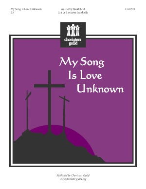 My Song Is Love Unknown (Handbells)