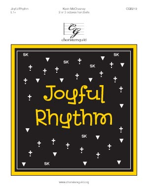 Joyful Rhythm (2 or 3 octaves)