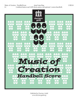 Music of Creation (Handbell Score)