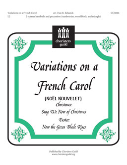 Variations on a French Carol