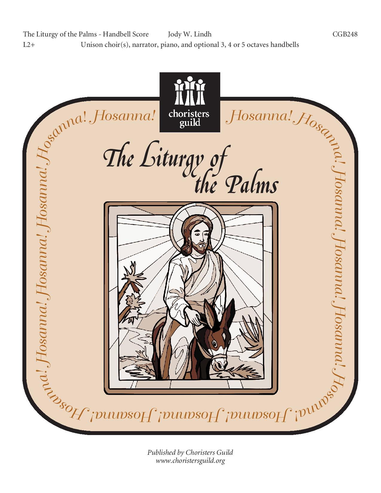 The Liturgy of the Palms (Handbell Score)