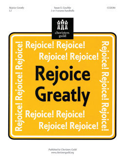 Rejoice Greatly (2 or 3 octaves)