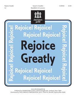 Rejoice Greatly (4-5 octaves)