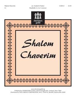 Shalom Chaverim (Handbell)
