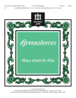 Greensleeves (What Child Is This)
