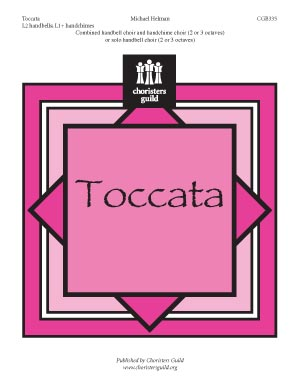 Toccata (2 or 3 octaves)