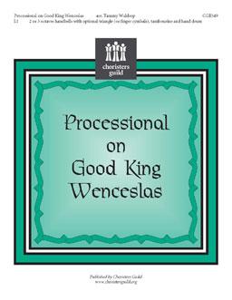 Processional on Good King Wenceslas