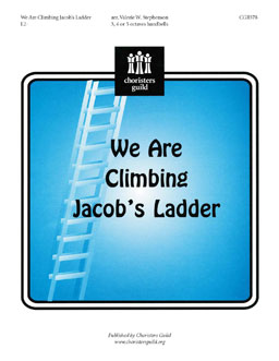 We Are Climbing Jacob's Ladder (Handbell)