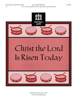 Christ the Lord is Risen Today (Handbell)