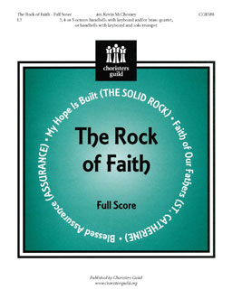 The Rock of Faith (Full Score)