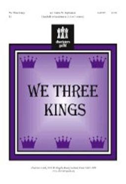 We Three Kings 3, 4 or 5 octaves