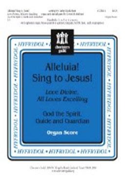 Alleluia! Sing to Jesus! (Organ Score)