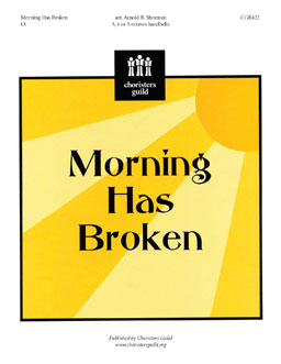 Morning Has Broken (3, 4 or 5 octaves)