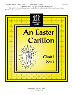 An Easter Carillon (Choir I Score)