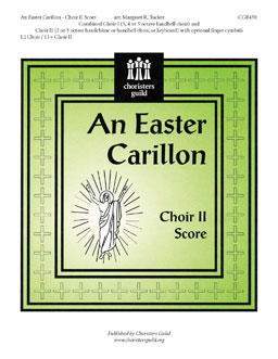 An Easter Carillon (Choir II Score)