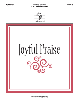 Joyful Praise (2 or 3 octaves)